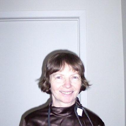 portrait Colette Gordon