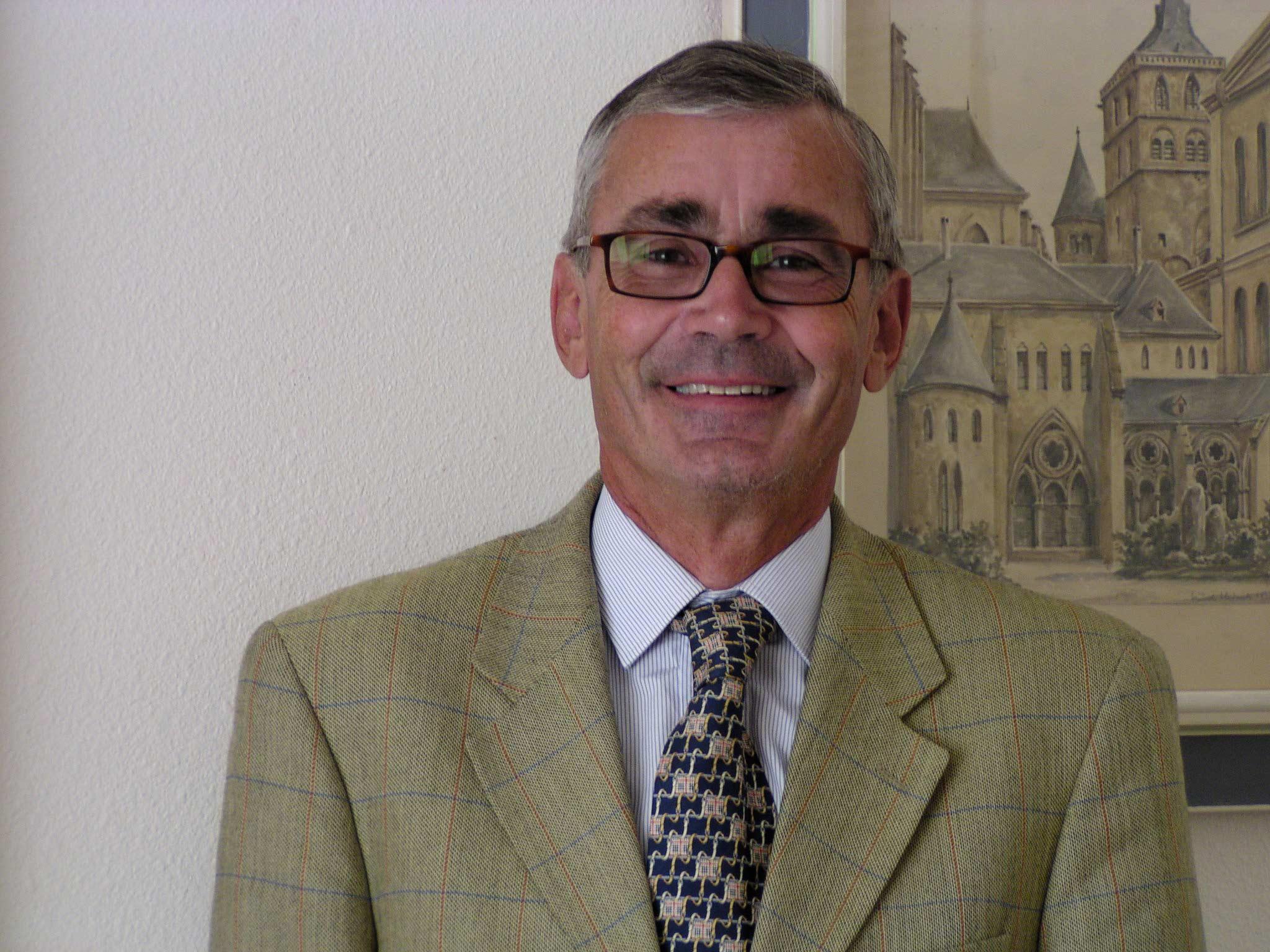 portrait Xavier Hubert