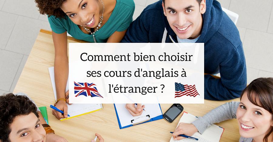apprendre l'anglais aux etats-unis