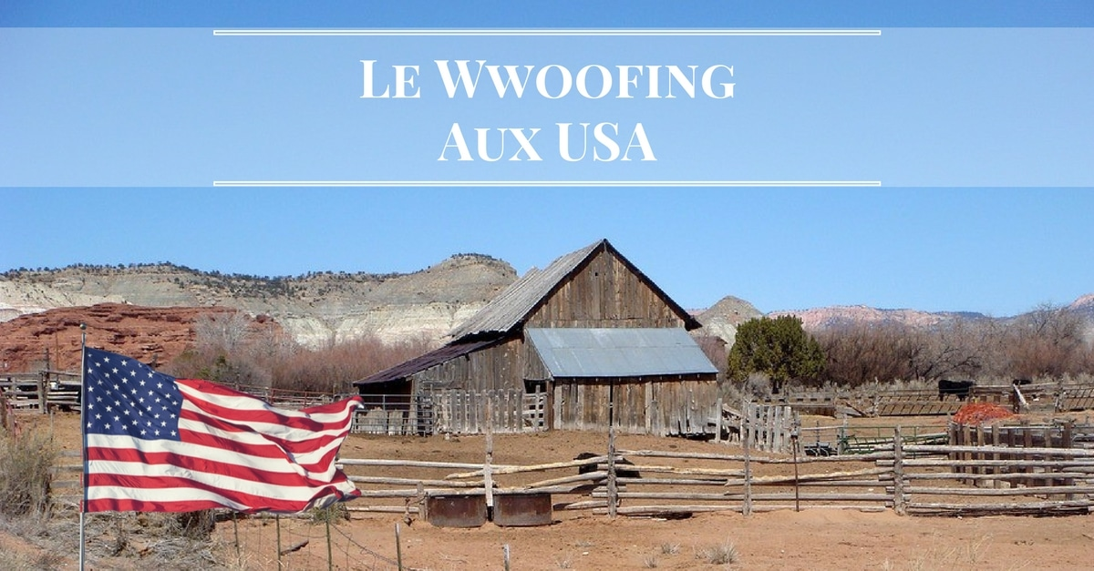 faire wwoofing usa