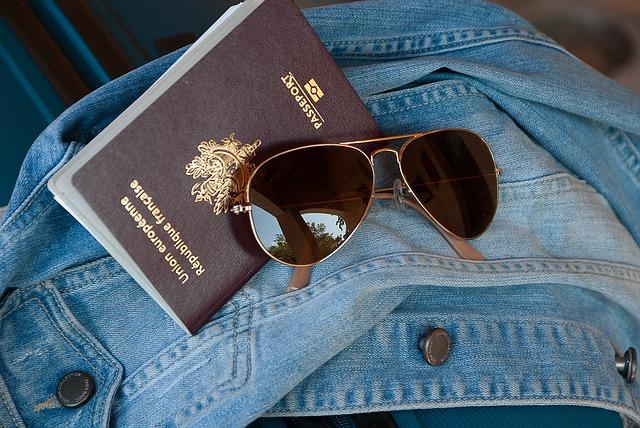 entrée aux usa passeport