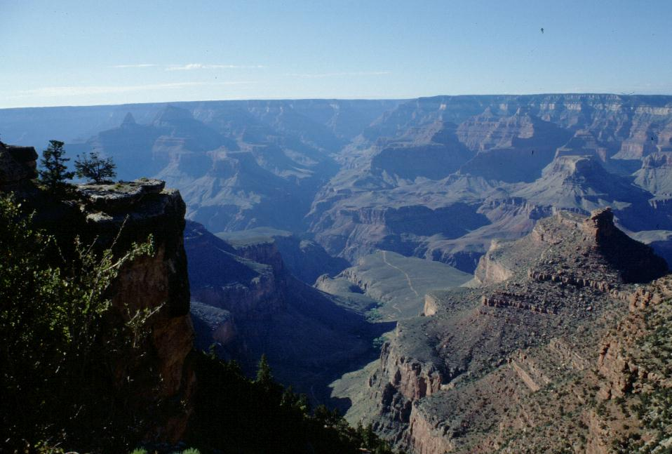 Parcs nationaux aux usa grand canyon