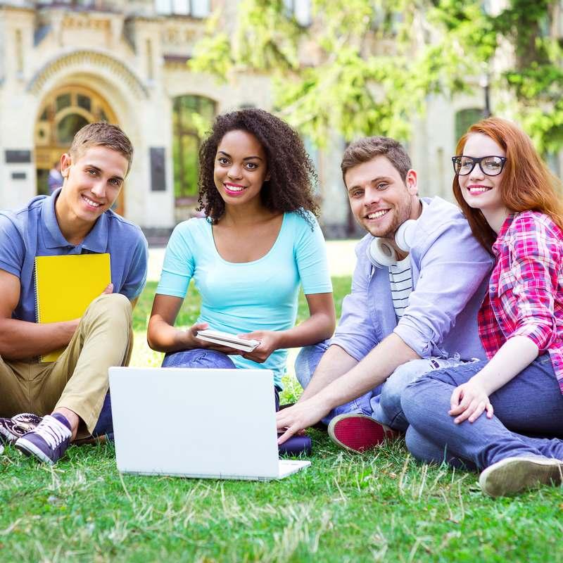 etudiants campus usa