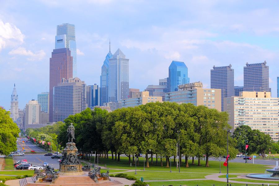 vie à Philadelphie