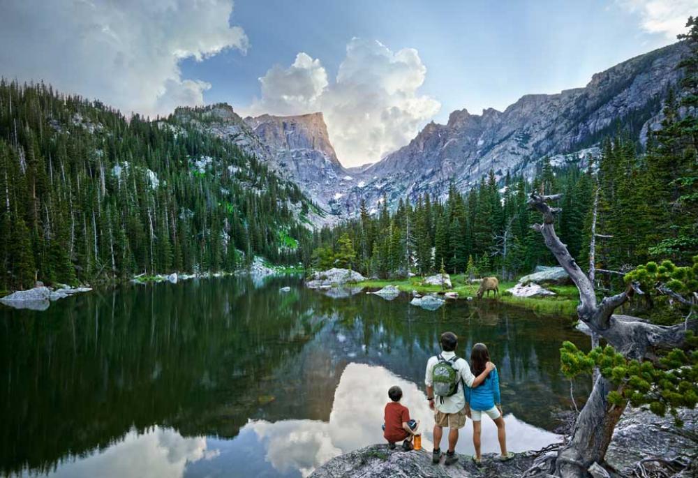 voyager Etats-Unis famille parcs nationaux