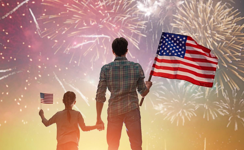 intégrer us corps, patriotisme américain